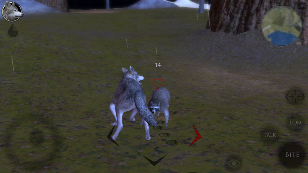 Симулятор Волка 2 на андроид