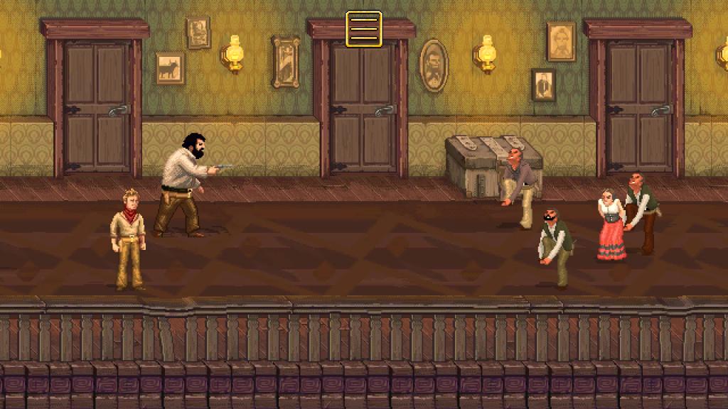 Теренс Хилл и Бад Спенсер игра на андроид