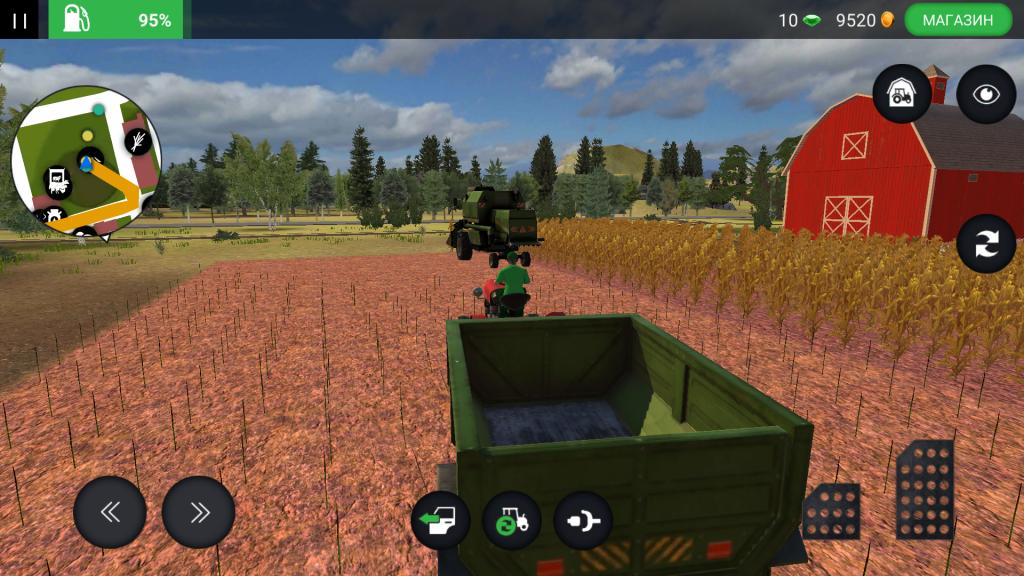 скачать игру Farming PRO 3