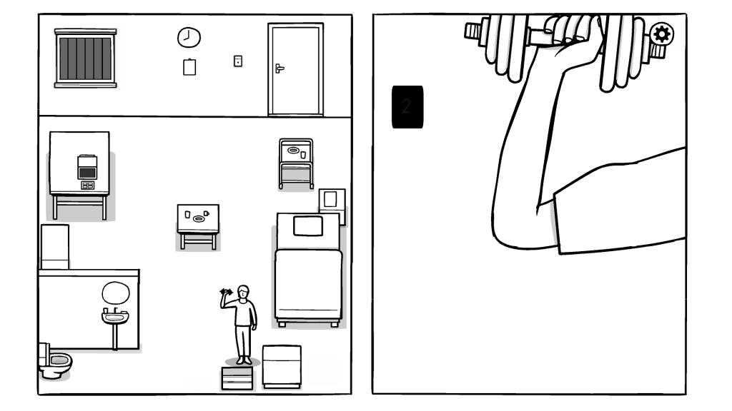 скачать игру The White Door