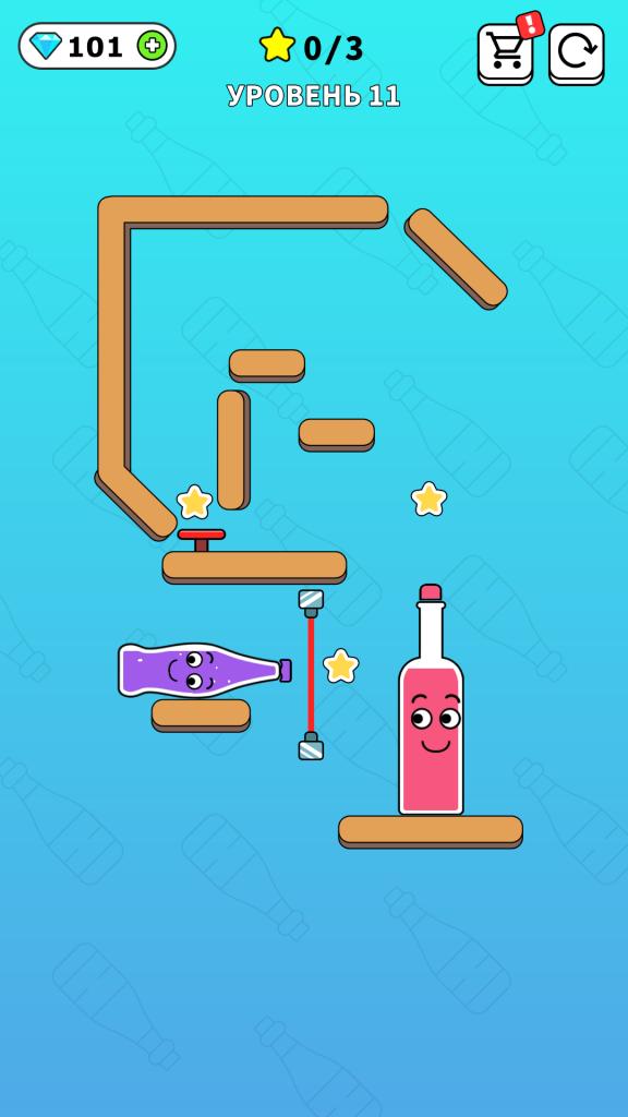 Bottle Pop! игра