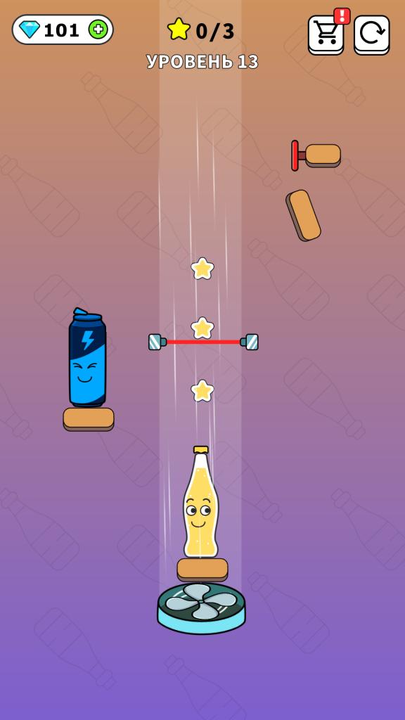 Bottle Pop! на Андроид