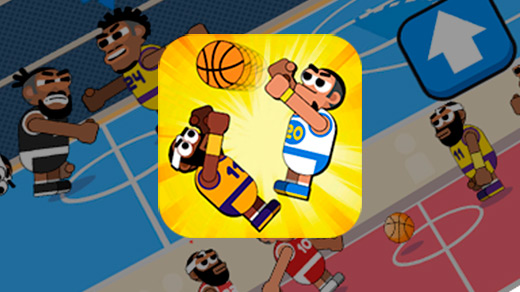 Flip Basketball Master