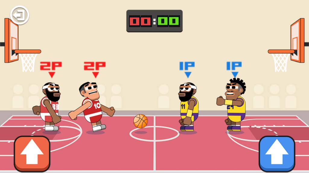 Flip Basketball Master скачать