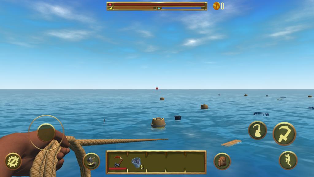 Last Day on Raft Выживание в Океане — Симулятор скачать