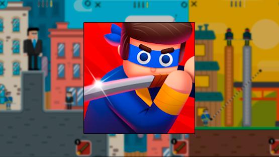 Mr Ninja — Slicey Puzzles