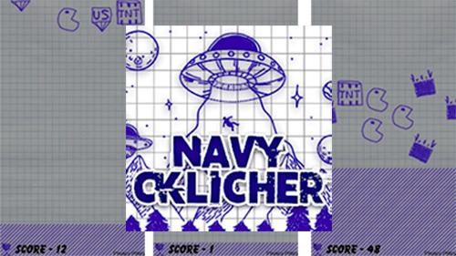 Navy Clicker