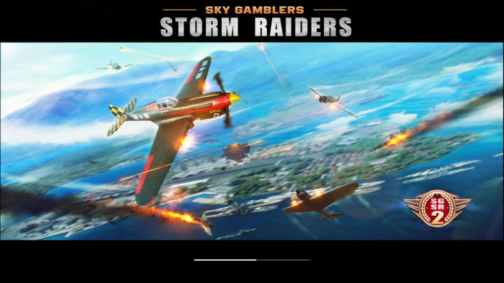 Sky Gamblers — Storm Raiders 2