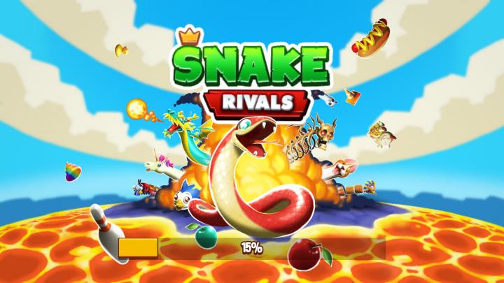 Snake Rivals — Аркада для всех