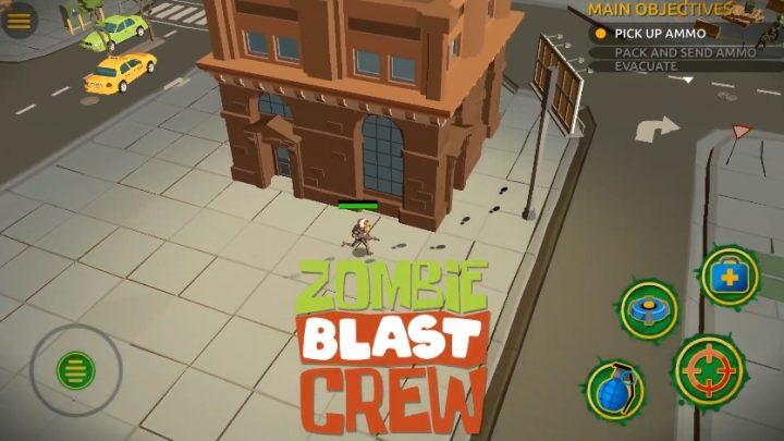 Zombie Blast Crew
